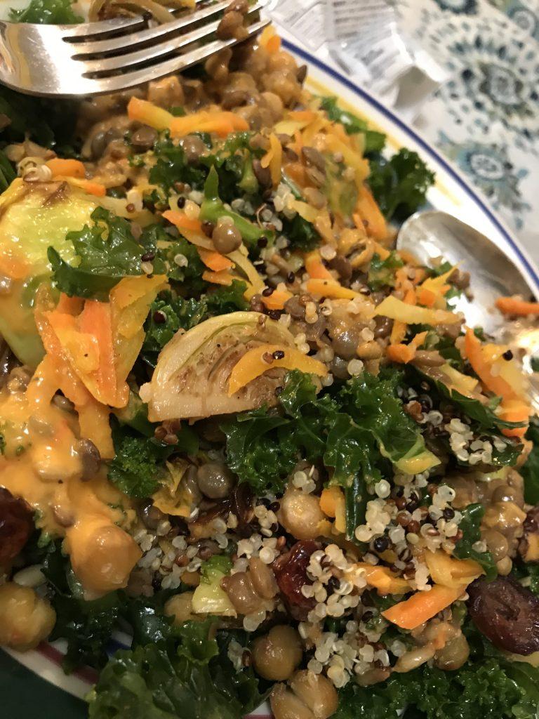 Energy Bowl | Sigrun's Sustainable Kitchen